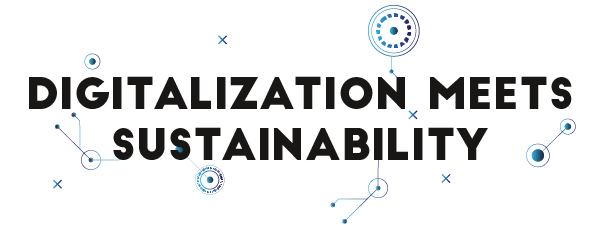 Digitalization meets Sustainability